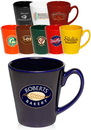 Custom 12 oz. Latte Coffee Mugs