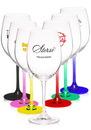 Custom 19 oz. Lead Free Crystal Wine Glasses