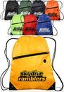 Custom 13W X 18H Sports Pack Front Zipper