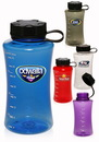 Custom 34 oz. Plastic Sports Bottles