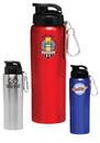 Blank 27 oz. Sicilia Stainless Steel Sports Bottles