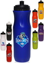 Custom 26 oz. Plastic Sports Bottles
