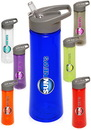 Blank 22 oz. Tritan Slim Curved Sports Bottles