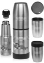 Custom 18 oz. Stainless Steel Vacuum Bottle