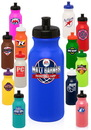 Custom Wb20 20 oz. Plastic Water Bottles