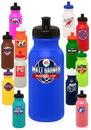 Custom Wb20 20 oz. Plastic Water Bottles