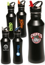 Blank 21 oz. Stainless Steel Water Bottles