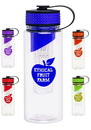 Custom 28 oz. Caribbean infusion Water Bottles