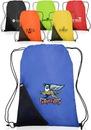 Blank 13W X 18H Sports Backpacks Mesh Pocket