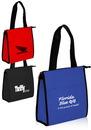 Custom 9W X 9H Two-Tone Lunch Bags