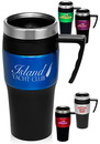 Custom 16 oz. Bonaire Travel Mugs
