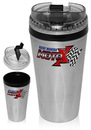 Blank 16 oz. Stainless Steel Tumblers