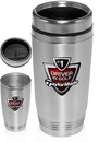 Custom 16 oz. Stainless Steel Tumbler Travel Mugs