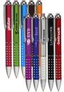 Blank 0.6W X 6H Metal Rhinestone Pens