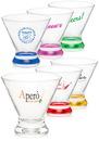 Custom 8.25 oz. Libbey Cosmopolitan Martini Glass