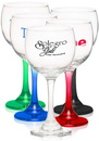 Blank 10.5 oz. Personalized Premiere Wine Glasses