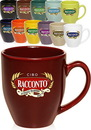 Custom 16 oz. Bistro Coffee Mugs