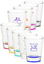 Custom 1.75 oz. Shot Glasses