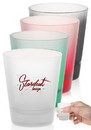 Custom 2 oz. Colored Frosted Shot Glasses
