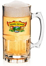 Custom 34 oz. Libbey Super Sports Beer Mugs