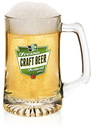 Custom 15 oz. Arc Sport Beer Mug
