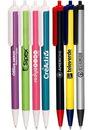 Blank Plastic Advantage Retractable Pens