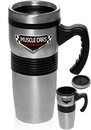 Blank 16 oz. Insulated Stainless Steel Travel Mugs