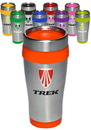 Custom 16 oz. Insulated Stainless Steel Travel Mugs