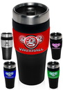 Custom 16 oz. Stainless Steel Travel Tumblers