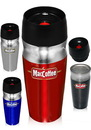 Custom 16 oz. Double Insulated Engraved Travel Mugs