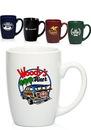 Blank 16 oz. Mocha Coffee Mugs