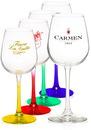 Custom 12.75 oz. Libbey Vina Wine Taster Glasses