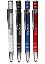 Blank Metal Ballpoint Stylus Pens