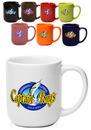 Blank 16 oz. Glossy Coffee Mugs