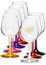 Custom 6.75 oz. Libbey Wine Tasting Glasses