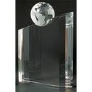 Custom GL5807 The Alfa Elite Collection, Crystal World Globe 4 1/2