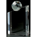 Custom GL5808 The Alfa Elite Collection, Crystal World Globe 5