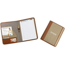 Custom KC1081 Cotton Canvas Writing Folder