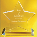 Custom OCSTR08 The Alfa Crystal Star Collection, Crystal Starlight 7 1/2