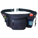 Custom SP1057 Fanny Pack w/ Bottle Holder & Cell Phone Pouch