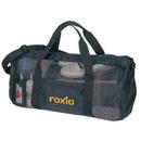Custom SP3023 Mesh Roll Bag, Black
