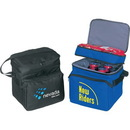 Custom SP4033 Deluxe Poly Cooler w/ Lunch Bag