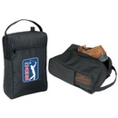 Custom SP8038 Ripstop Shoe Bag, Black