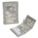 Custom WL1031 Tri-Fold Digital Camo Wallet