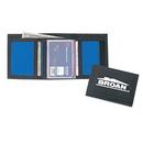 Custom WL300 Tri-Fold Wallets, Nylon
