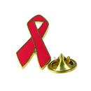 Custom Awareness Ribbon Lapel Emblems, 1