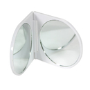 Custom Standard Magnifying Dual Folding Mirror, 2-7/16