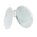 Custom Standard Round Mini Mirror with Easel, 2-3/8