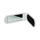 Custom Lint Brush with Mirror, 4-1/4