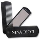 Custom Compact Excellent Folding Comb/Mirror, 3 3/4